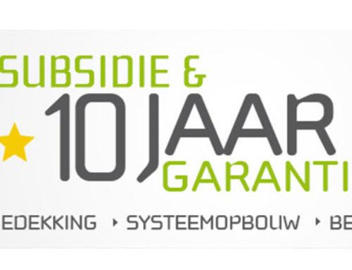 Subsidie Groendak Amsterdam